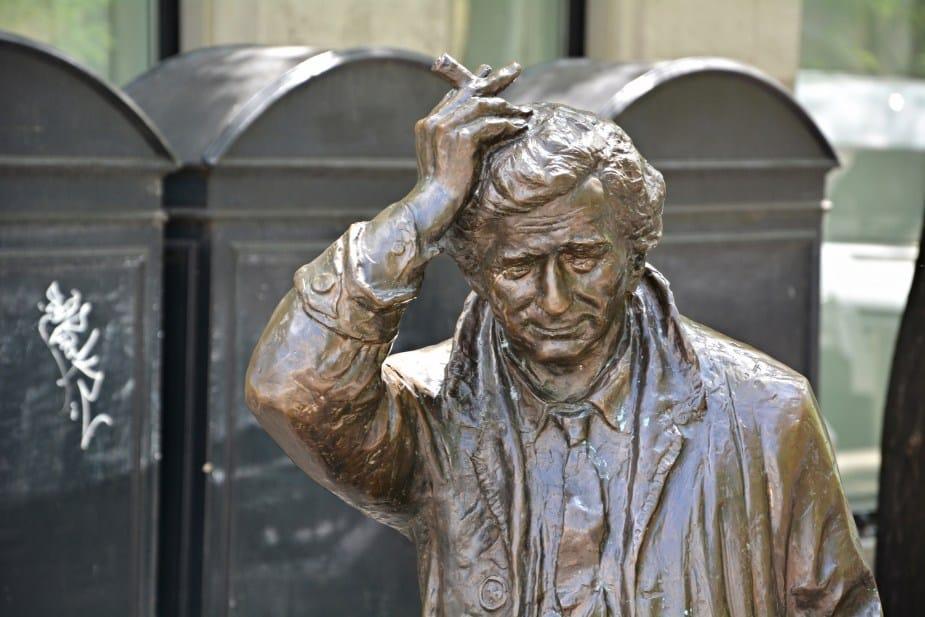 Colombo Statue, Budapest