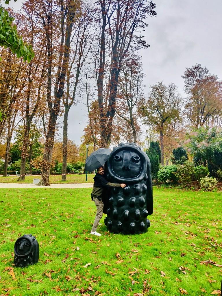 jardin des abords du petit palais chasing whereabouts paris
