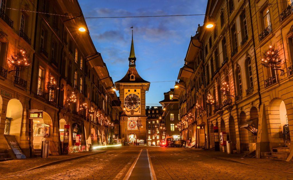 Bern chasing whereabouts Einstein house Switzerland