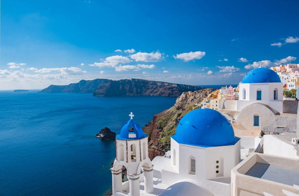 Greece Beach Chasing Whereabouts Santorini