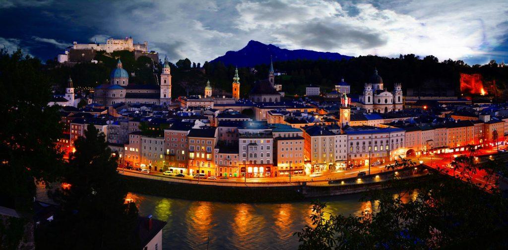 salzburg spring vacation destination 2020