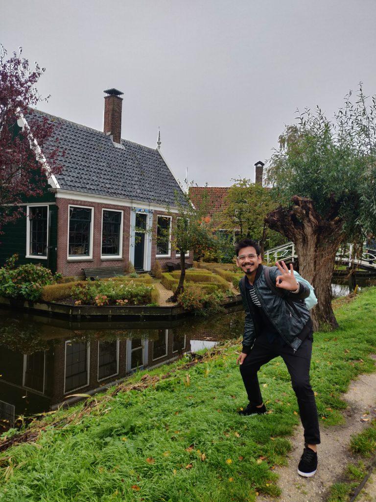 Zaanse Schans Dutch Village Chasing Whereabouts