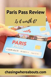 Paris Pass Review (2021) - Is it worth it? 6
