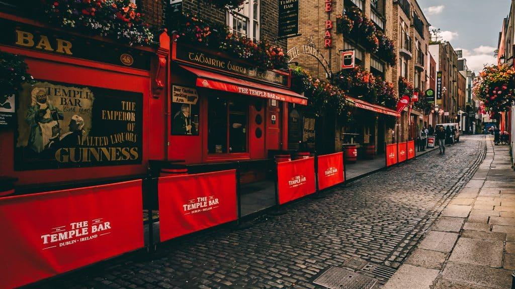 Solo Female Travel in Europe, Ireland