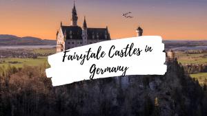 Fairytale Castle in Germany