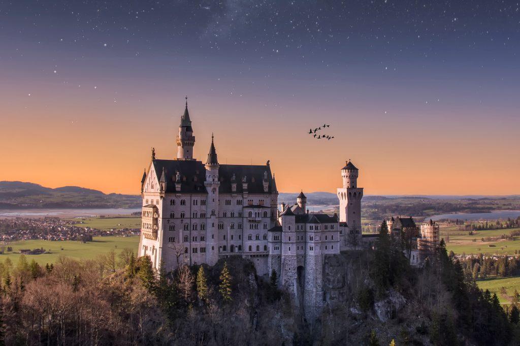 Fairytale Castle in Germany - Neuschwanstein Castle