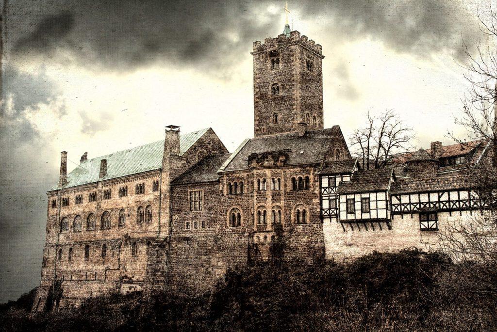 Fairytale Castle in Germany - Wartburg Castle