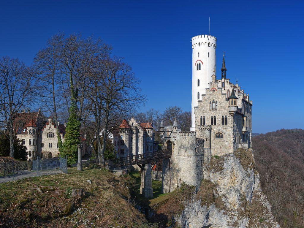 Fairytale Castle in Germany -Lichtenstein Castle