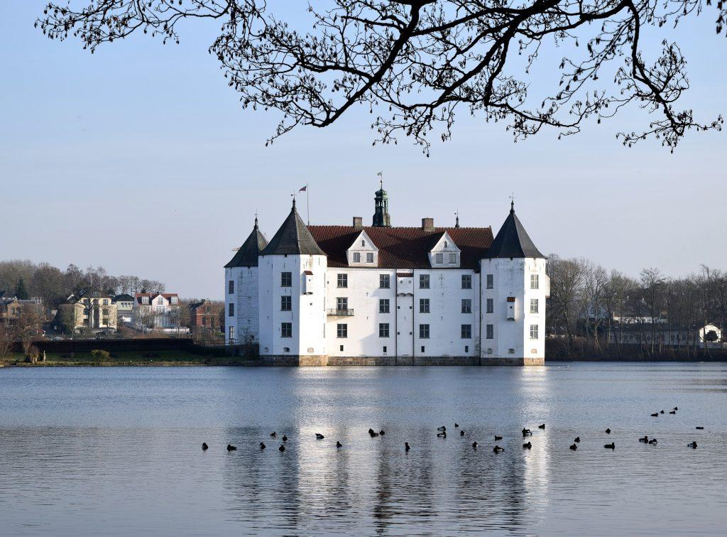 Fairytale Castle in Germany - Glücksburg Castle