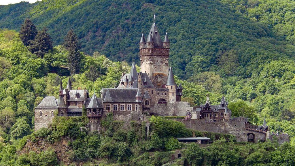 Fairytale Castle in Germany - Cochem Castle