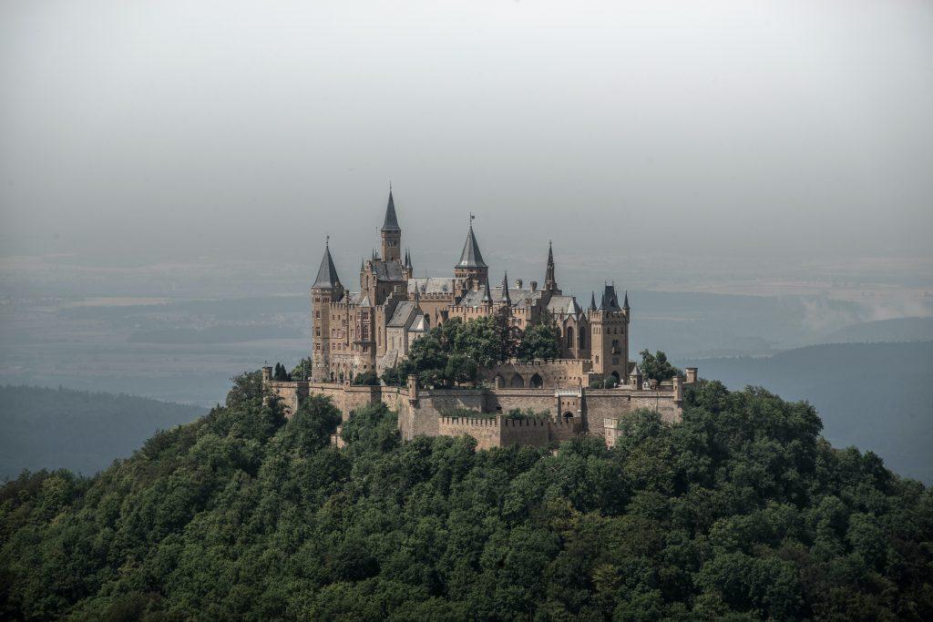 Fairytale Castle in Germany - Hohenzollern Castle