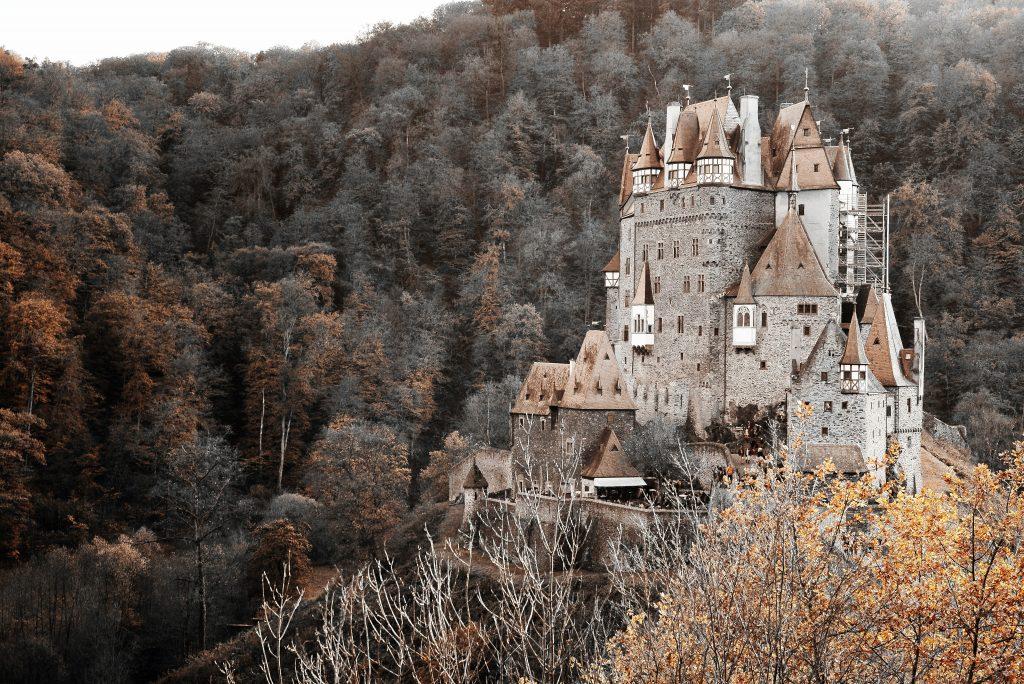 Fairytale Castle in Germany - Eltz Castle