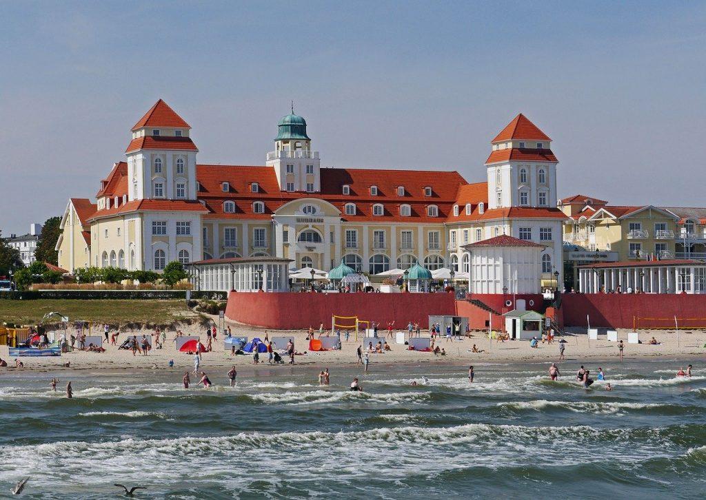 Best Beaches in Germany - Binzer Strand on Rügen
