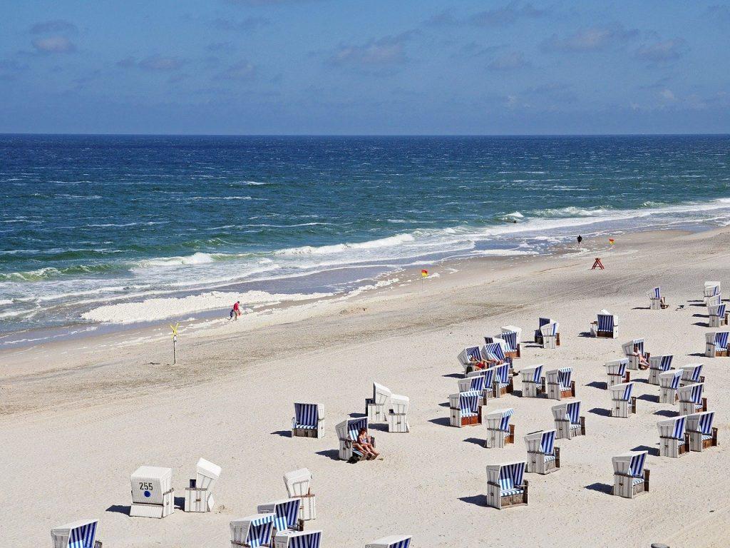 Best Beaches in Germany - Kampen Beach