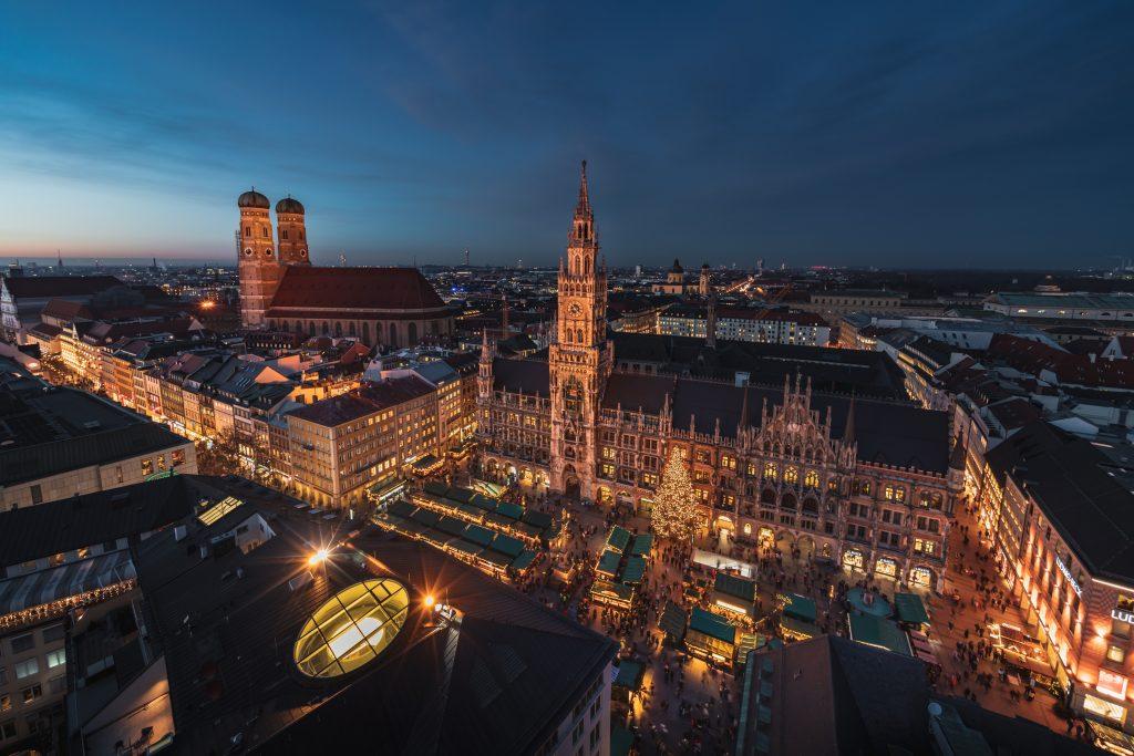 Top Things to do in Munich - Marienplatz