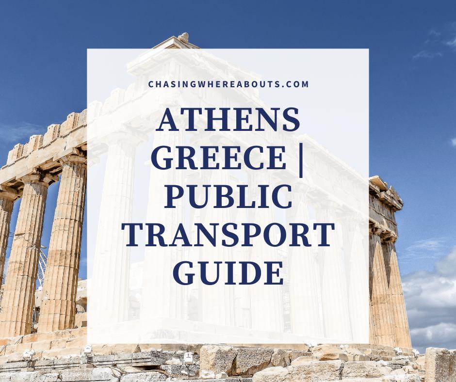 Athens Public Transport Guide